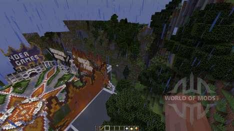 GommeHD.net Server Map pour Minecraft