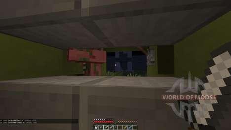 UNSC Halo pour Minecraft