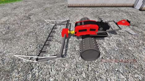 Koppl GEKKO für Farming Simulator 2015