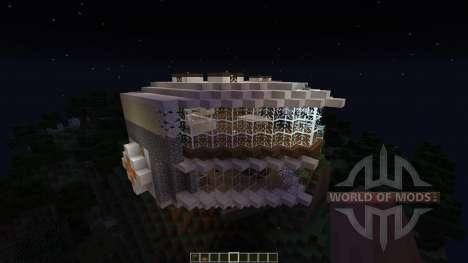 Sync A Small Modern House für Minecraft