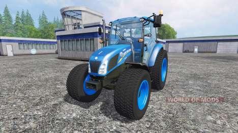 New Holland T4.105 pour Farming Simulator 2015