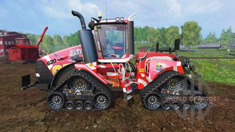 Case IH Quadtrac 620 [cars] pour Farming Simulator 2015