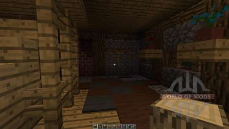 Medieval Small House pour Minecraft