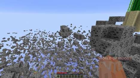 Ore Island Survival pour Minecraft