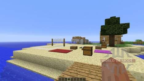 Sea snake island pour Minecraft