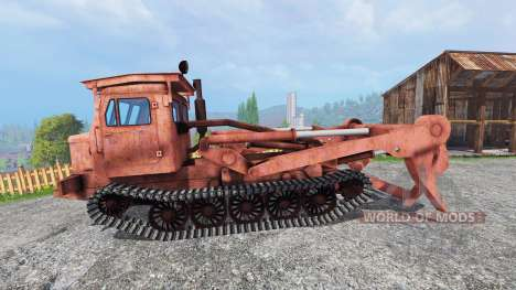 TT-4 pour Farming Simulator 2015