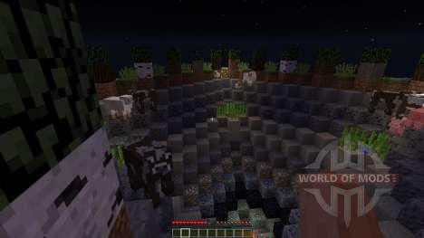 Dropper Survival für Minecraft