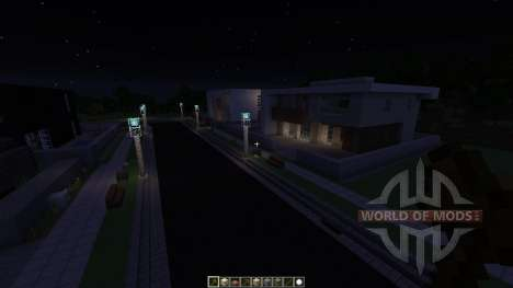 Siop Contemporary house pour Minecraft