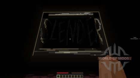 Slender Map pour Minecraft