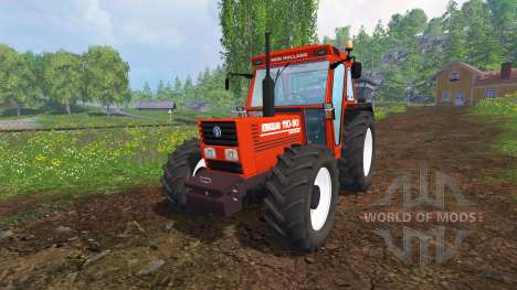 New Holland 110-90 DT v2.0 pour Farming Simulator 2015