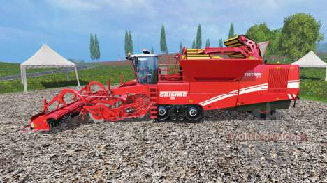 Grimme Tectron 415 [wide] v1.1 für Farming Simulator 2015