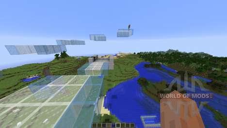 ParcourTime 1.6 pour Minecraft