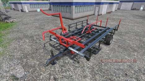 Ursus T-127 v1.1 für Farming Simulator 2015