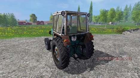 UMZ-CL v2.2 chargeur frontal pour Farming Simulator 2015