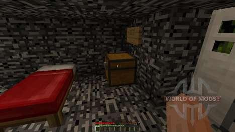Left 4 Dead pour Minecraft