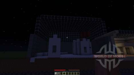 Cagefighting By DJEPICOM pour Minecraft