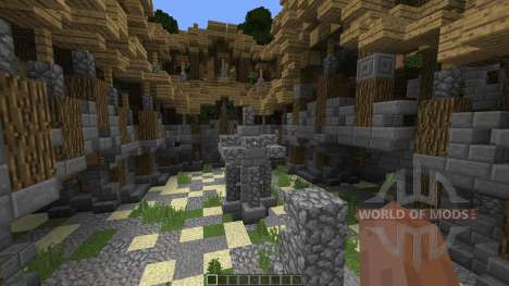 Minecraft Map pour Minecraft