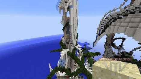 Dragon spawn of the water temple für Minecraft