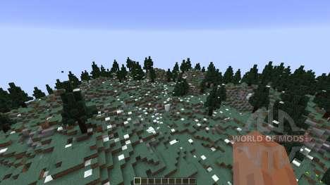 Vanagandr pour Minecraft