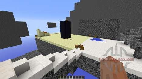 Raider Wars für Minecraft