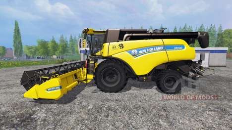New Holland CR9.90 v2.0 pour Farming Simulator 2015