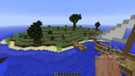 Survival Island plus für Minecraft