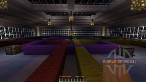 The Puzzle Rings für Minecraft