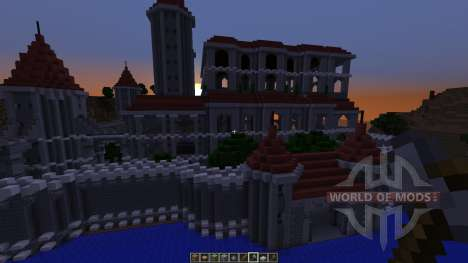 Minecraft Epic Castle pour Minecraft