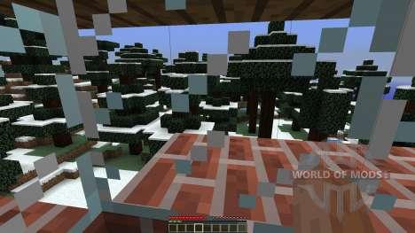 Traincraft scenic für Minecraft