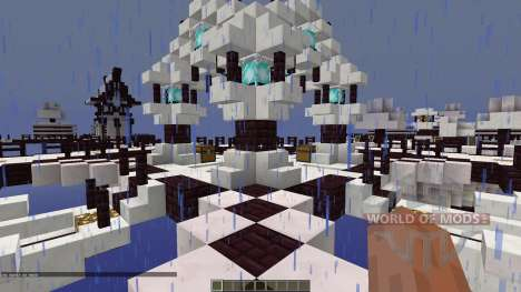 Quarzite Islands Survivalgames für Minecraft