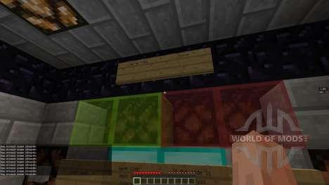 COMBAT GAMES 2 pour Minecraft