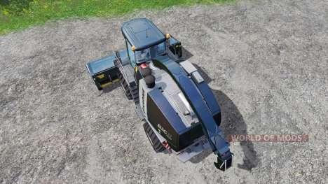Krone Big X 1100 [black edition] v1.1 für Farming Simulator 2015