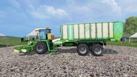 Krone BIG L500 Prototype v1.8 pour Farming Simulator 2015