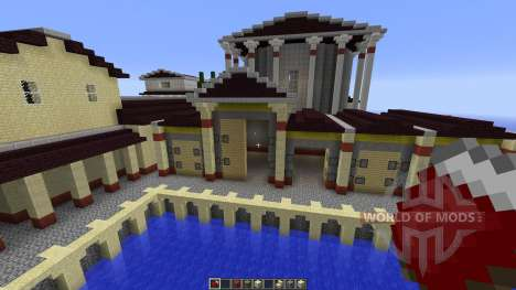 Roman City pour Minecraft