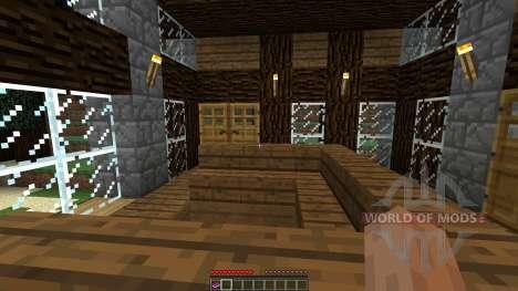 Trapped Island für Minecraft