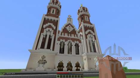 Traditional Synagogue pour Minecraft