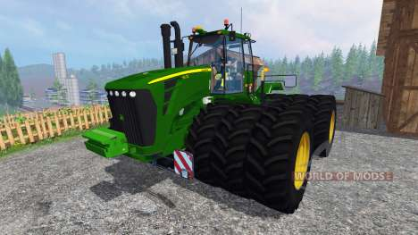 John Deere 9630 für Farming Simulator 2015