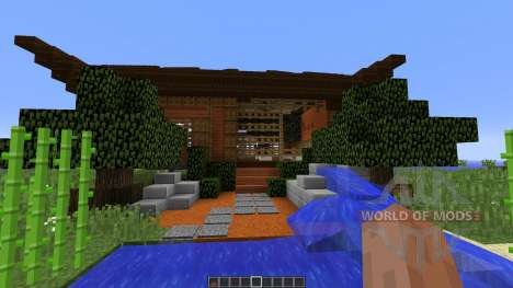 Asian Style Home pour Minecraft