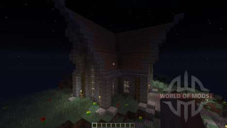 Medevial house pour Minecraft