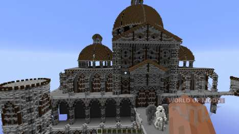 The Palace of Doria für Minecraft