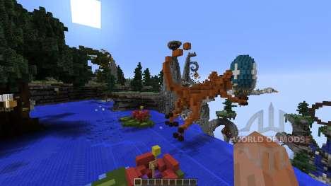 The Smurfs für Minecraft