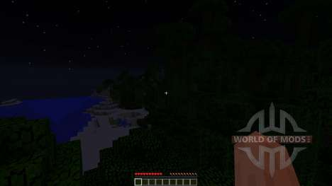 The Dead Jungle für Minecraft