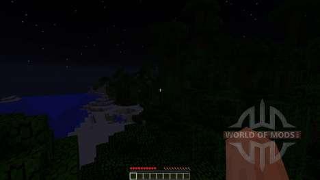 The Dead Jungle pour Minecraft