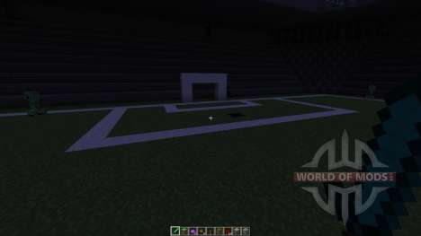 Football stadium new für Minecraft