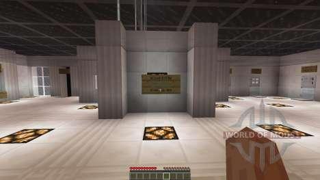 Parkour PvP Map pour Minecraft
