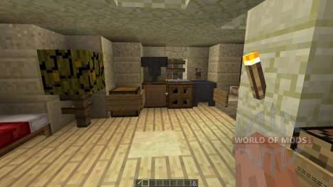Nomads House pour Minecraft