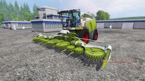 CLAAS Jaguar 980 [washable] für Farming Simulator 2015