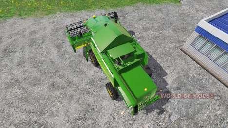 John Deere W540 für Farming Simulator 2015