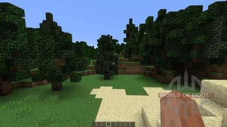 Suchers Lost Island für Minecraft