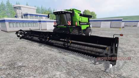 Deutz-Fahr 7545 RTS v1.2.8 für Farming Simulator 2015